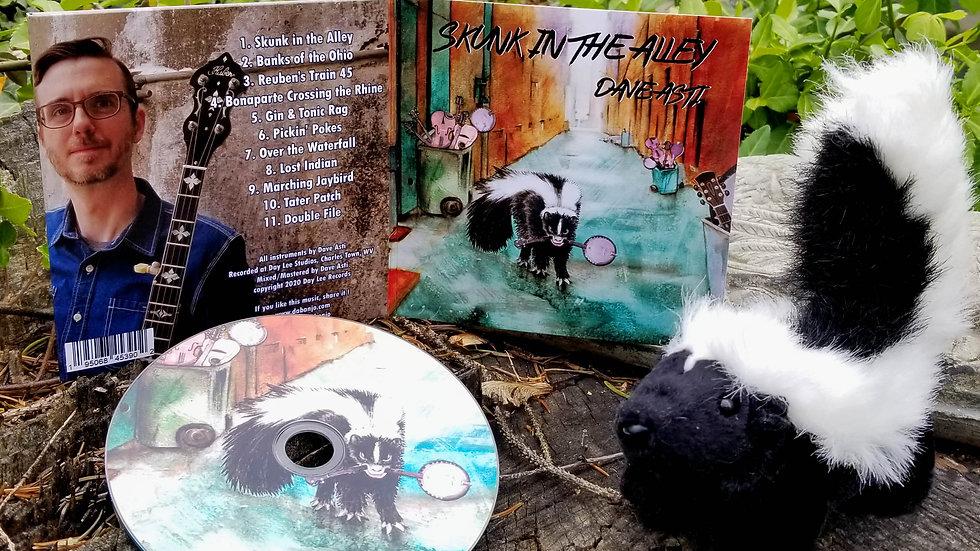 Skunk in the Alley CD