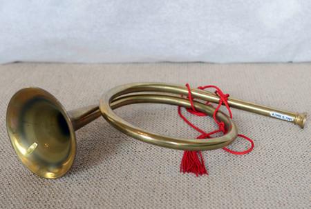 Gold Metal horn