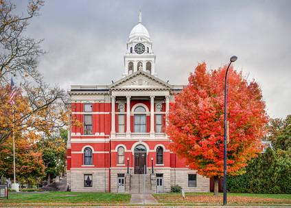 1885 Eaton County Courthouse