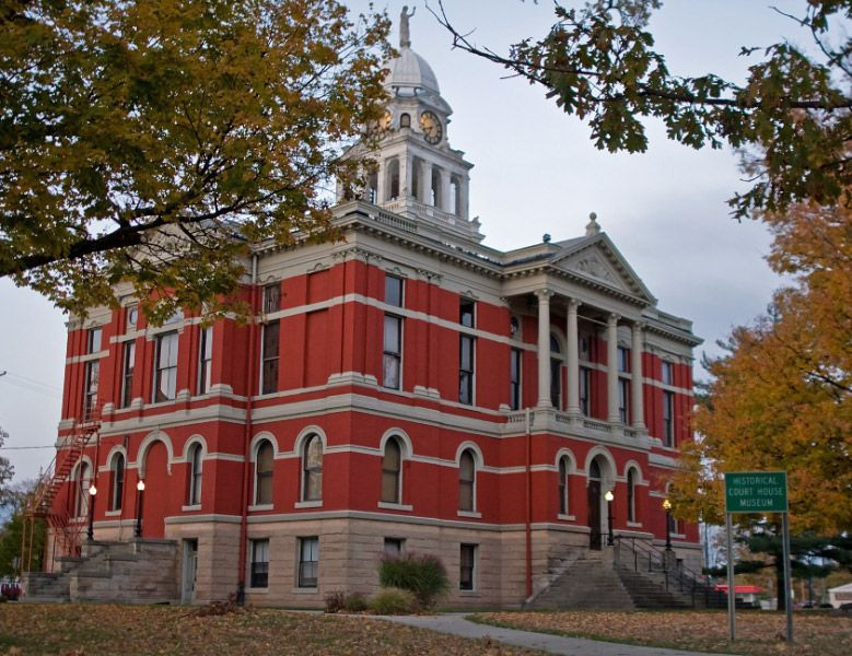 1885 Courthouse