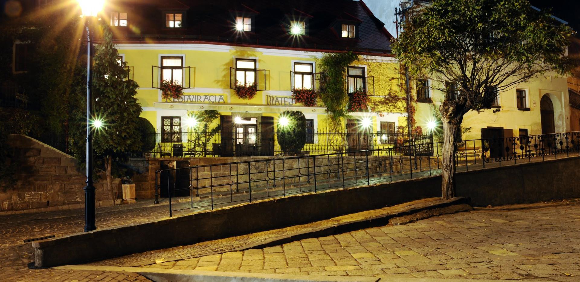 Hotel Grand Matej - Banská Štiavnica - R