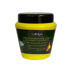 Honey and Almond Oil Hair Cream