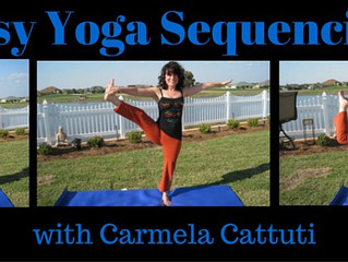 Sassy Yoga Sequencing and Creativity