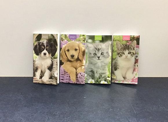 Puppies and Kittens Slim Dairies