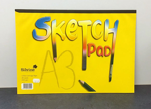 A3 Sketch Pad