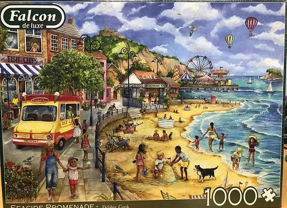 Seaside Promenade - 1000 Piece Jigsaw