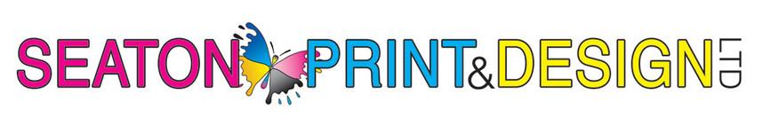 Seaton Print & Design Logo