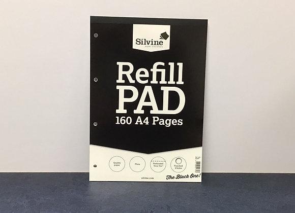 Plain A4 Refill Pad
