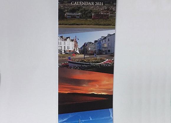 Seaton Slim Calendars