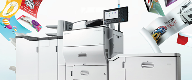 Ricoh Production Printer