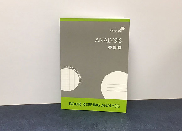 Book Keeping Analysis