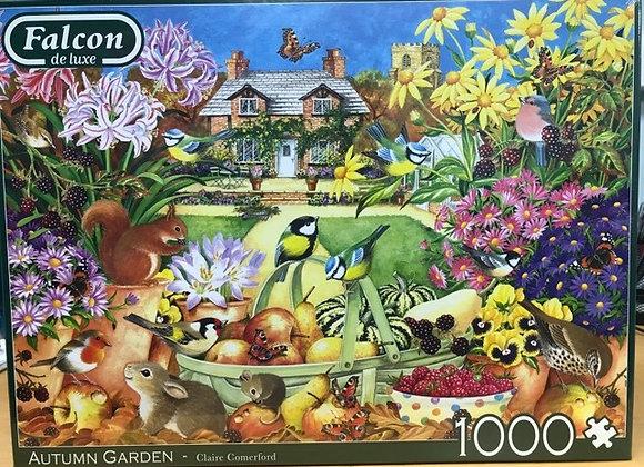 Autumn Garden - 1000 piece Jigsaw