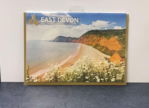 East Devon A4 Calendars