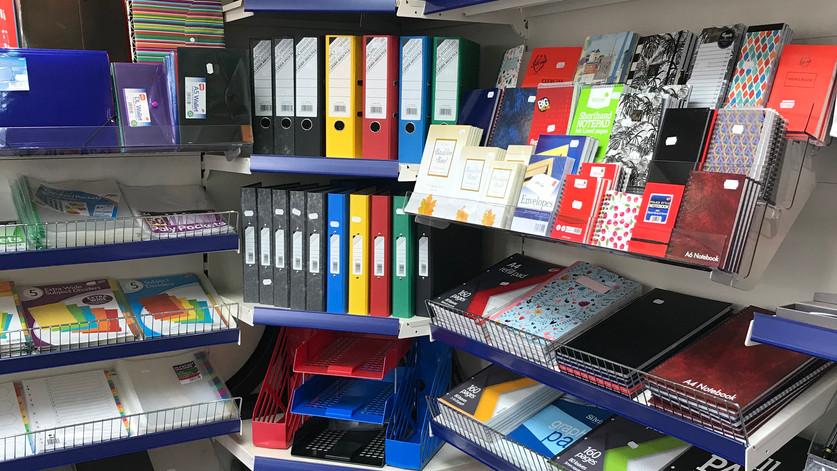 Filing & Notebooks