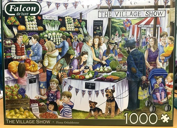 The Village Show - 1000 Piece Jigsaw