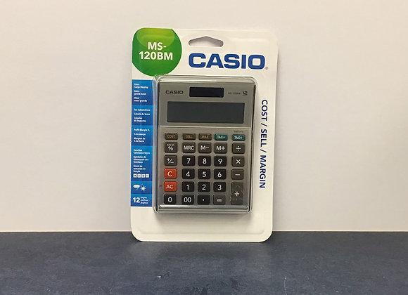 Casio Business Tax Calculator