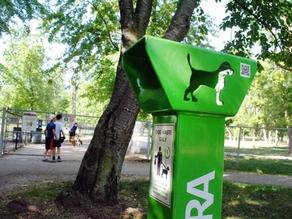 Waterloo Expands Dog Waste Program