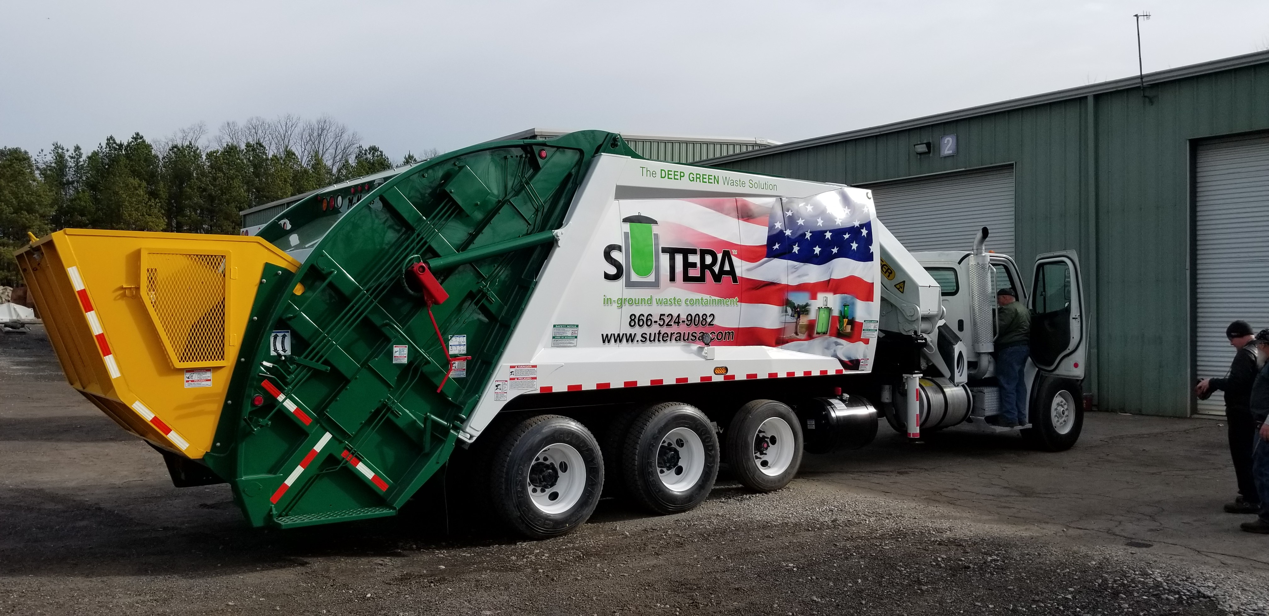 SUTERA Truck #2
