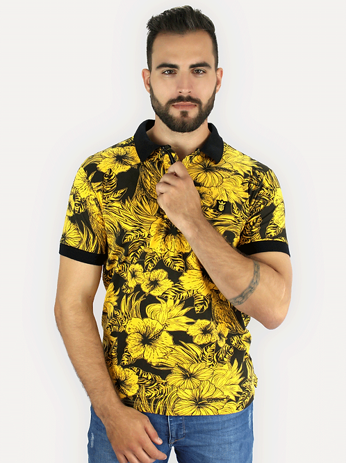 Polo Golden Flowers