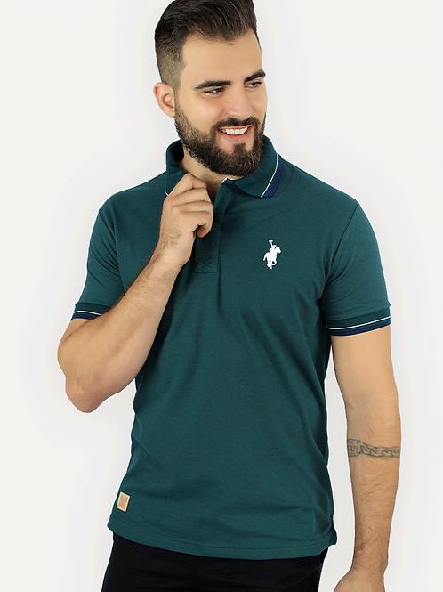 Polo Piquet Verde