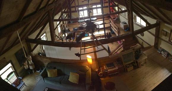 Rafter Balcony Floor Space (BYO Sleeping Bag)