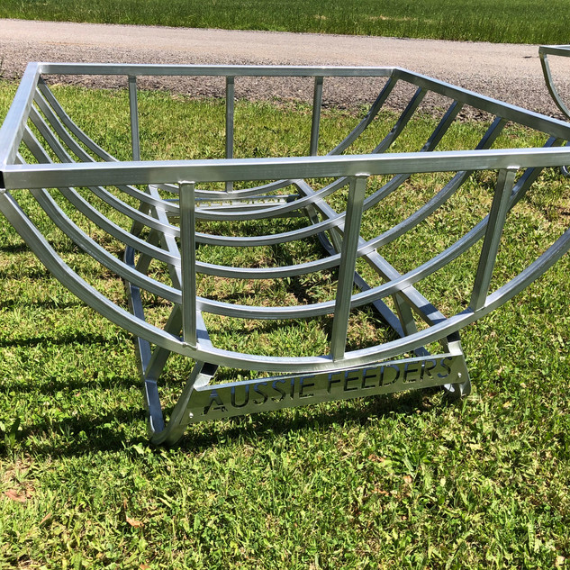 Hay Cradle 1400mm single bale