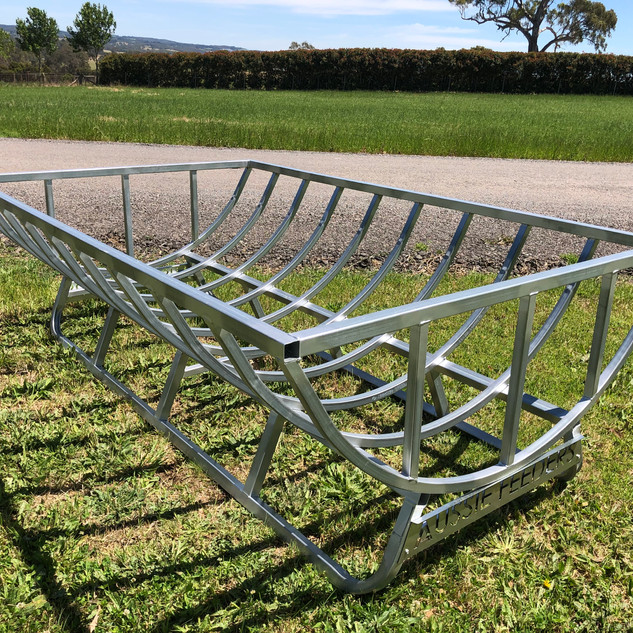Hay Cradle 2.5m Double Bale