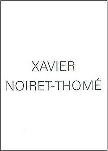 Xavier Noiret Thome, La Lettre volée, livre, Book, Jean Marc Huitorel, 2002