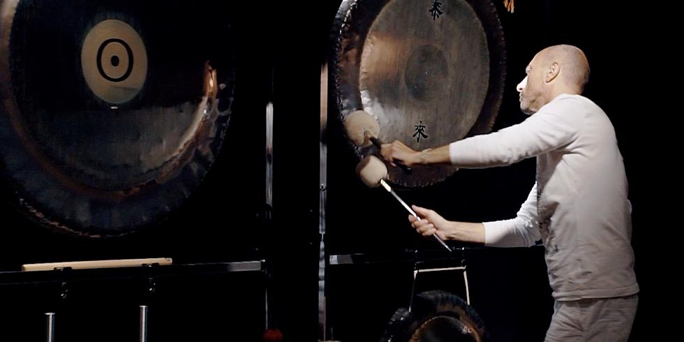 Meditazione guidata e bagno di gong