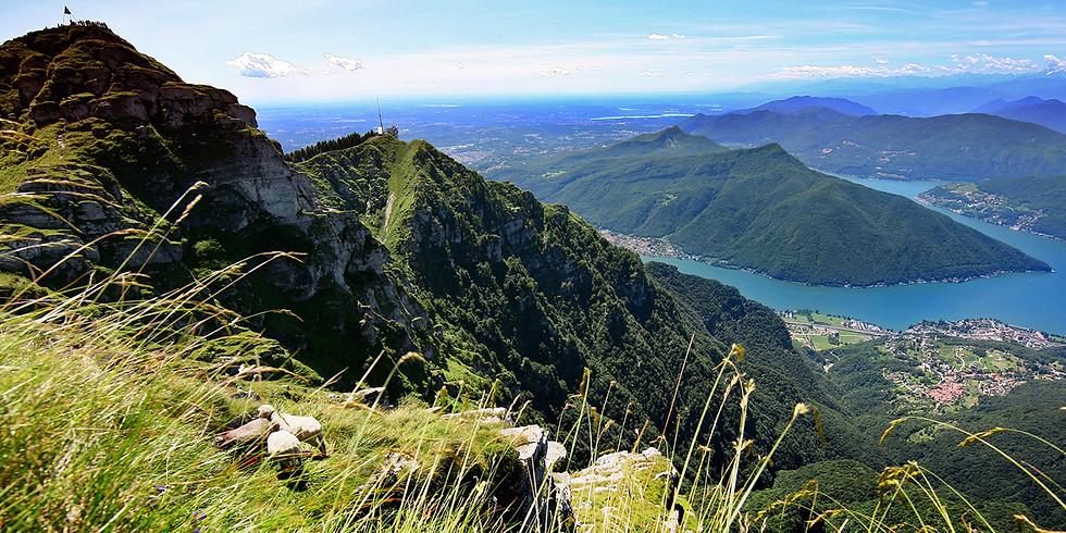 Kundalini sul Monte Generoso