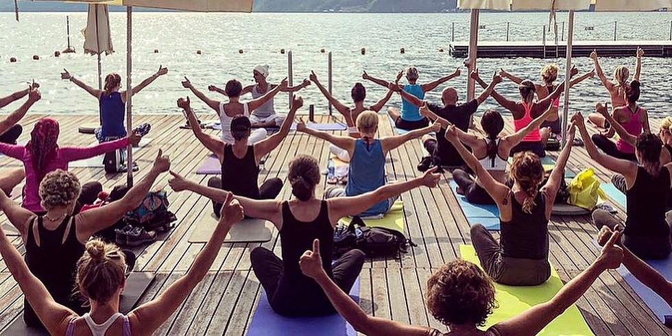 Kundalini Yoga al Bagno Pubblico, Lugano