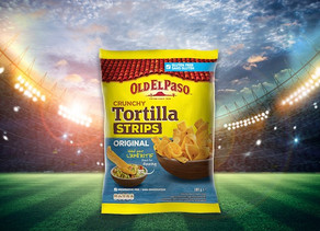 OLD EL PASO WORLD CUP SAMPLING CAMPAIGN