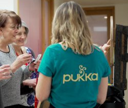OUR BRAND NEW EXPERIENTIAL SAMPLING SERVICE LAUNCHES WITH PUKKA TEA TOUR POP-UP