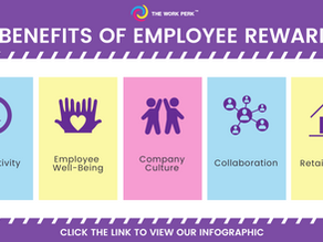 5 Benefits of Employee Rewards