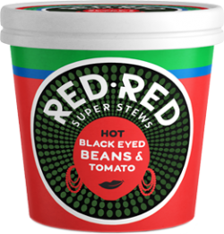 Red Red Black Eyed Beans & Tomato Rewards