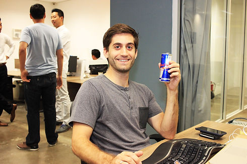 The Work Perk - Employee Rewards with Red Bull in USA