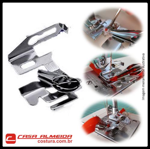 ad49cd9569 Calcadores para Máquinas de Costura Doméstica e Industrial