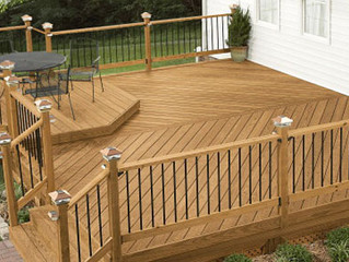 Adding A Deck Can Add To Your Home And Life!!