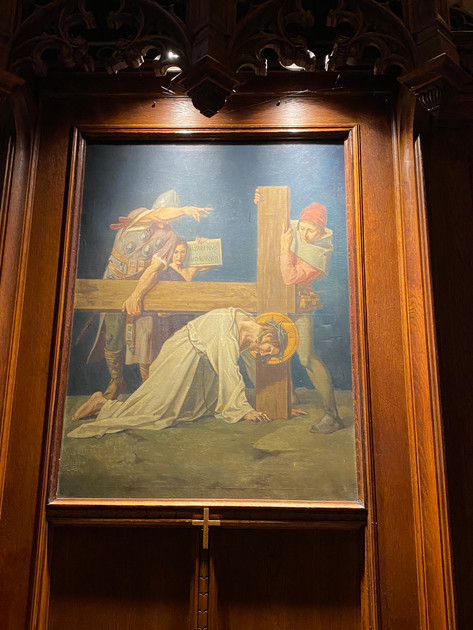St. Ita's Stations of the Cross