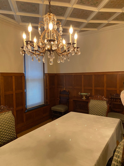 St. Gregory's Convent Dining Room