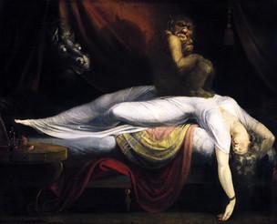 "Henry Fuselli ""The Nightmare"""