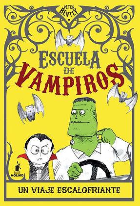 Escuela de vampiros 2. Un viaje escalofriante