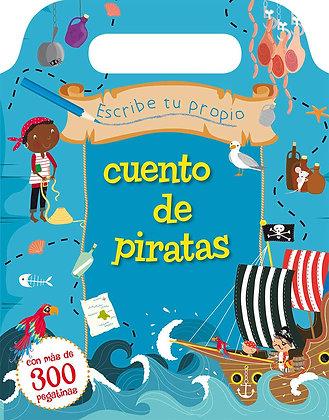 Escribe tu propio cuento de piratas