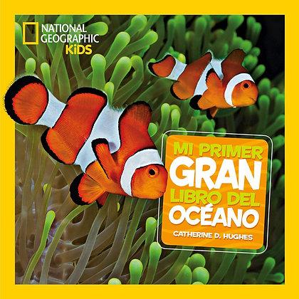 NatGeo. Mi primer gran libro del Océano