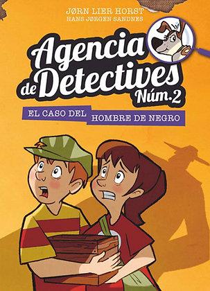 Agencia de detectives núm. 2. Un nuevo caso para la agencia