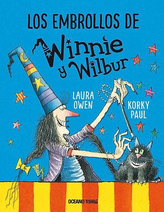 Los embrollos de Winnie y Wilbur. 8 historias