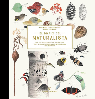 El diario del naturalista: Guía de observación y diario quinquenal