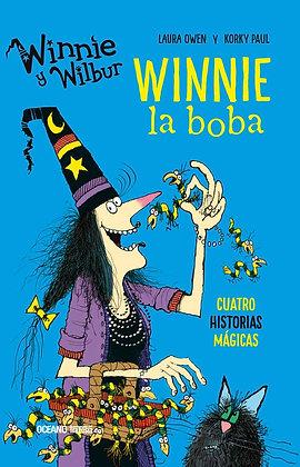 Winnie y Wilbur. Winnie la boba (cuatro historias mágicas)