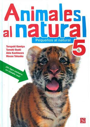 Animales al Natural 5 Pequeños al Natural