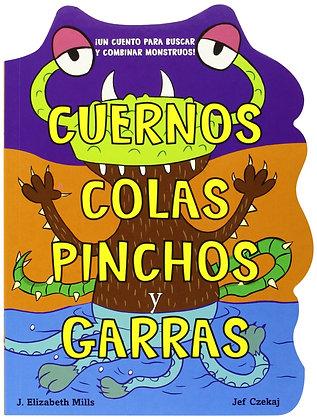 Cuernos, Colas, Pinchos y Garras